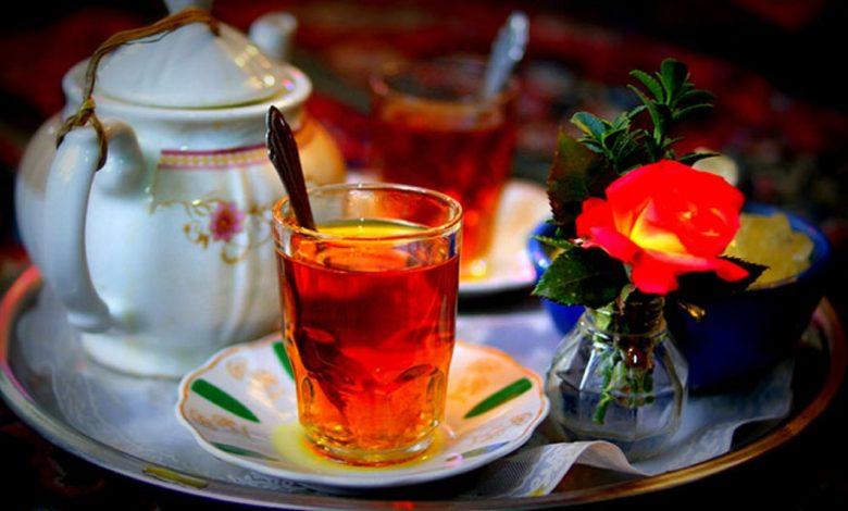 خشک کن چای و روش خشک