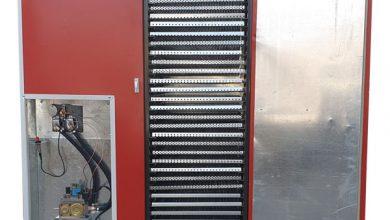 دستگاه خشک کن RG200GTP