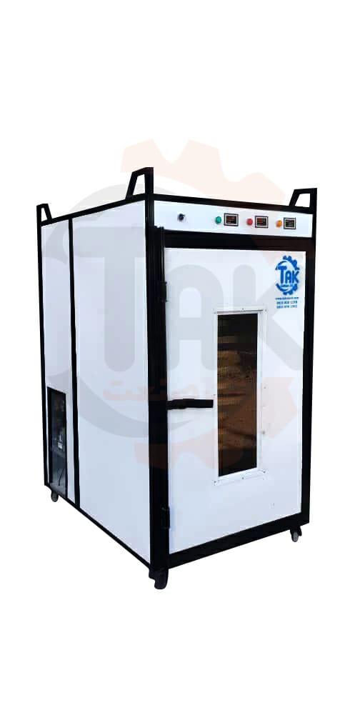 دستگاه خشک کن مدل Rg300GTP